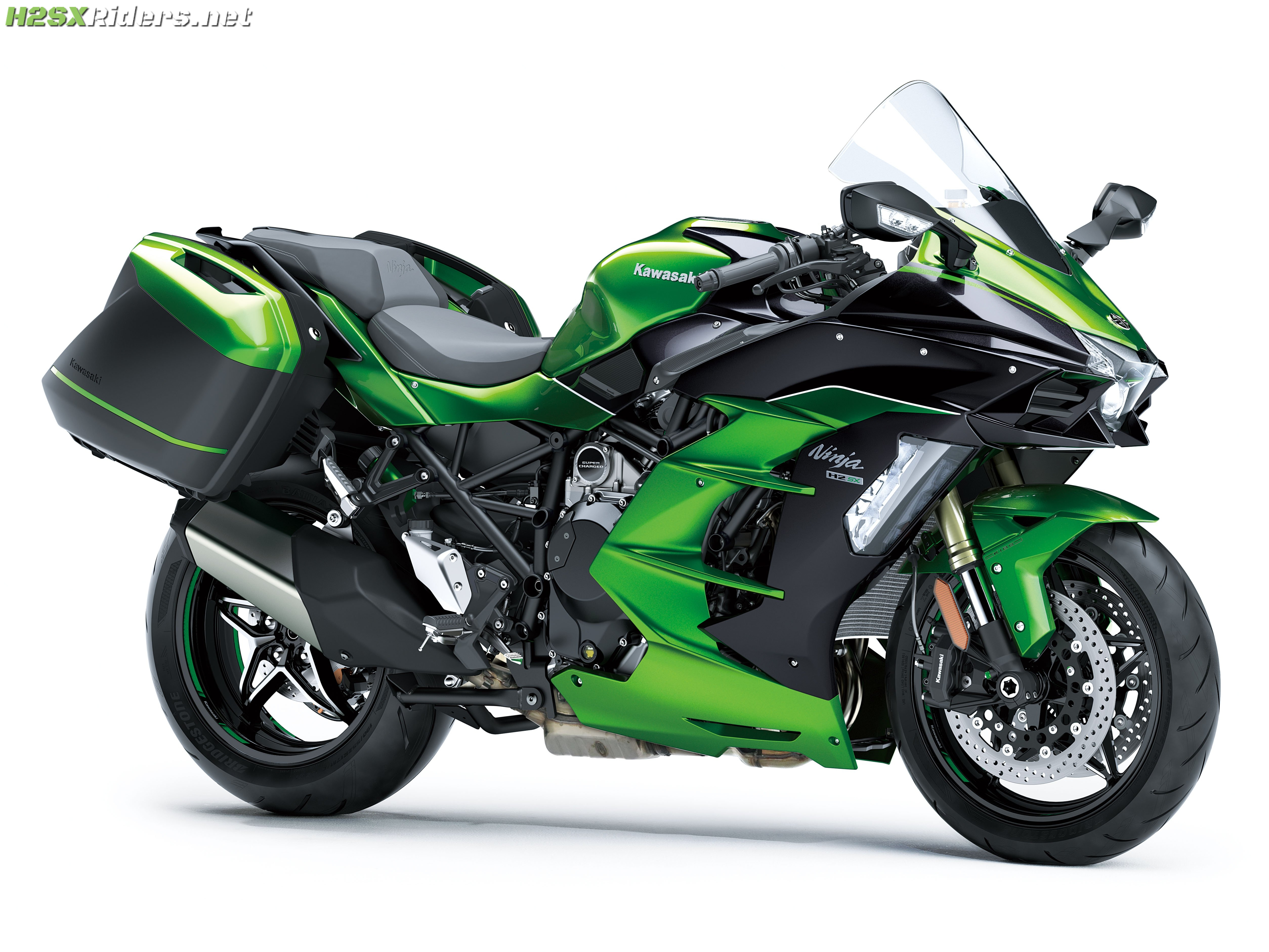 Sport-Touring Net - Kawi supercharged sport-tourer coming in 2018