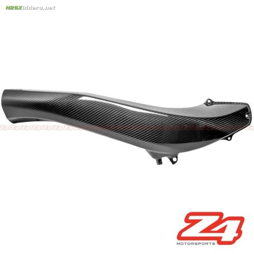 H2 SX carbon fiber accessories