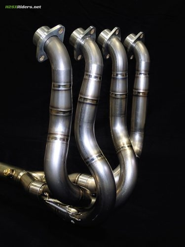 H2 SX Vandemon Exhaust