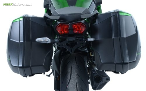 H2 SX R&G Fender Eliminator Kit