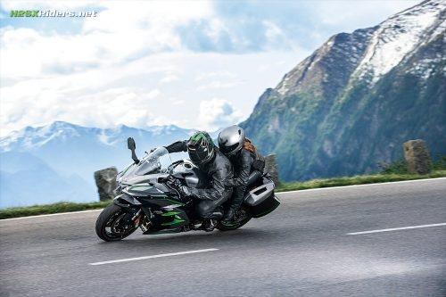 2019 Kawasaki Ninja H2 SX SE+