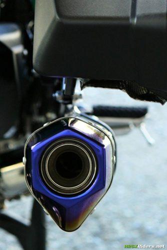 H2 SX Beet Evolution Type II Slip-on Exhaust
