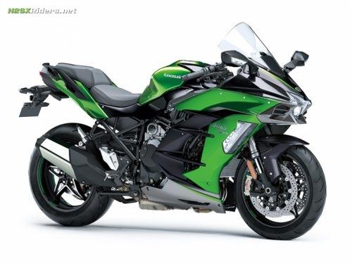 2020 Kawasaki Ninja H2 SX SE+