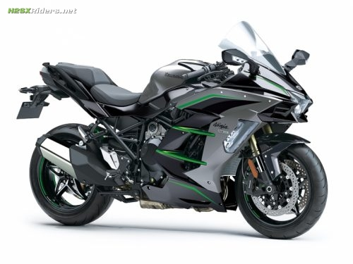 2020 Kawasaki Ninja H2 SX SE