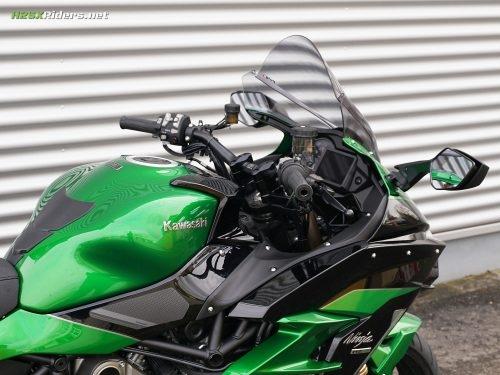 ABM Superbike Bars for the H2 SX