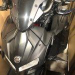 Kawasaki Z H2 Spy Shot